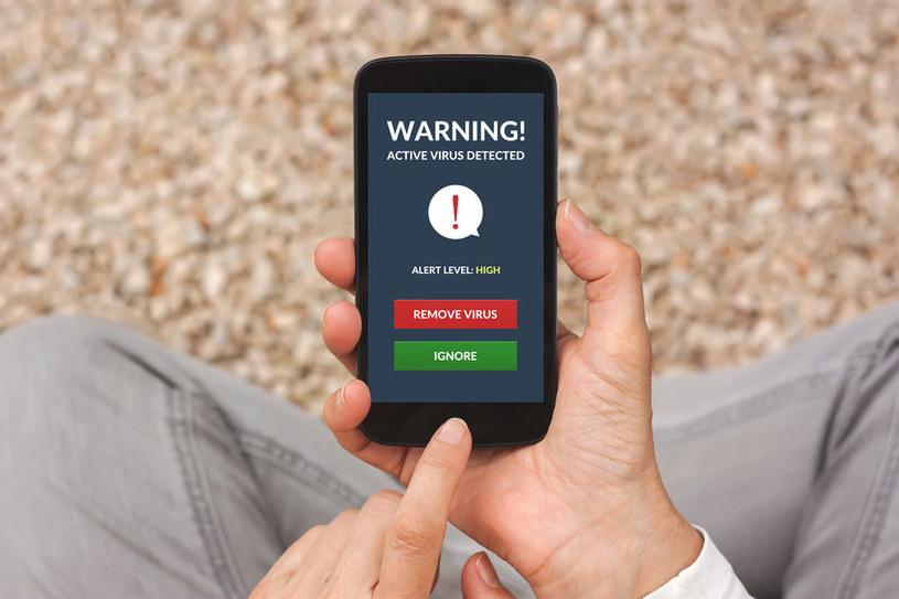 Celem kampanii Roaming Mantis jest głównie kradzież informacji użytkowników /123RF/PICSEL