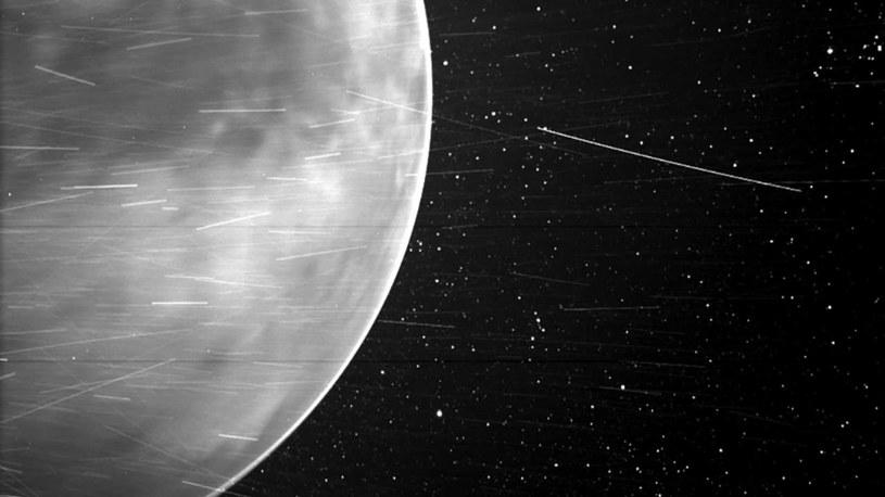 Celem sondy Parker Solar Probe jest Słońce, ale obecnie bada ona Wenus /NASA