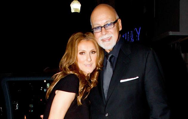Celine Dion i Rene Angelil  /Splashnews
