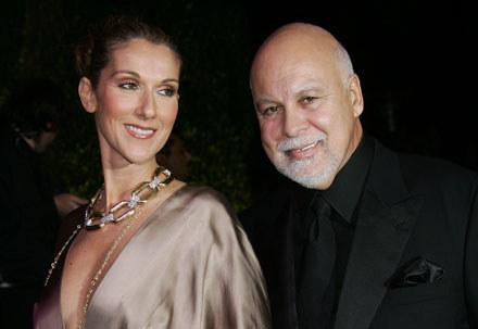 Celine Dion i Rene Angelil fot. Evan Agostini /Getty Images/Flash Press Media