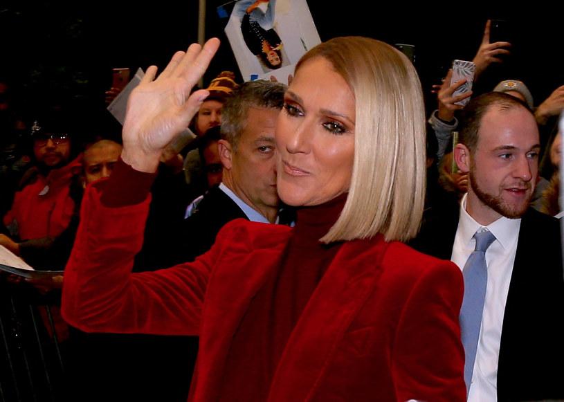 Celine Dion jest gotowa na nową miłość /Dylan Travis/ABACA /East News