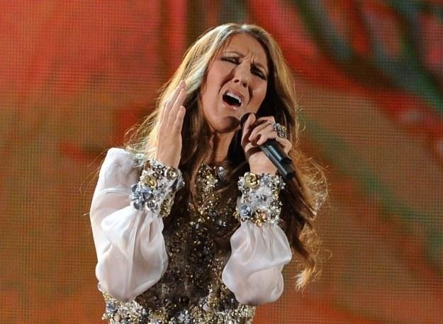 Celine Dion nie była w szpitalu fot. Kevin Winter /Getty Images/Flash Press Media