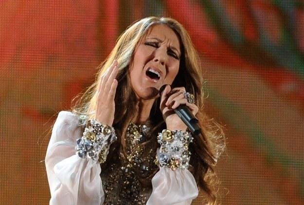 Celine Dion spodziewa się bliźniaków płci męskiej fot. Kevin Winter /Getty Images/Flash Press Media