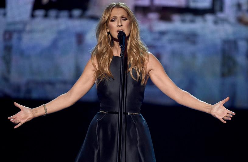 Celine Dion w tym roku pochowała męża i brata /Kevin Winter /Getty Images