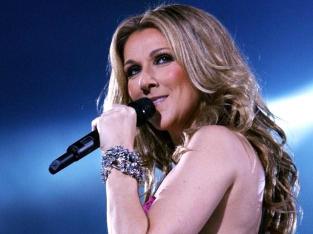 Celine Dion wybrała imiona dla synów fot. Vittorio Zunino Celotto /Getty Images/Flash Press Media