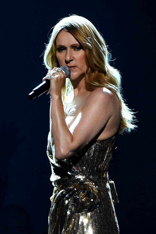Celine Dion /Kevin Winter /Getty Images