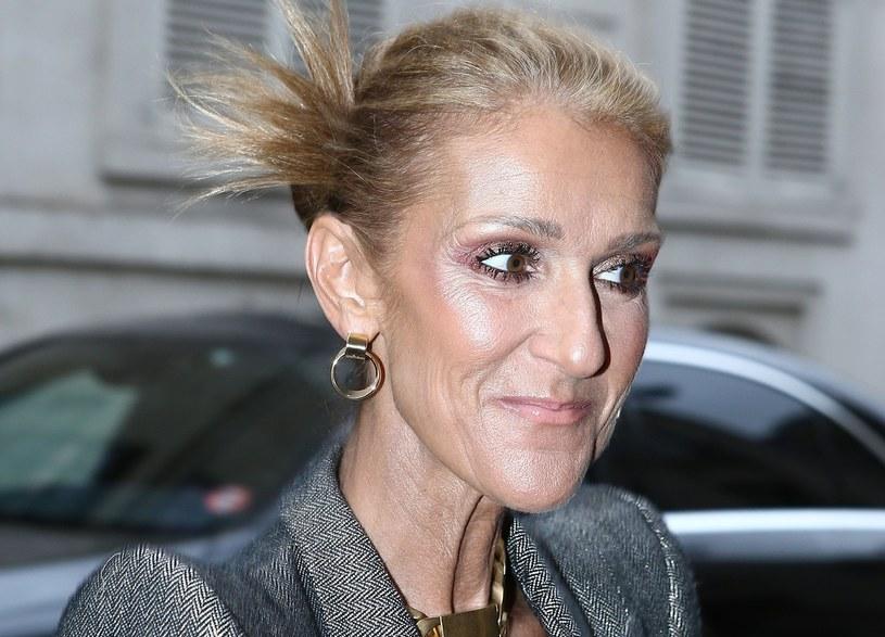Céline Dion /SIPA /East News