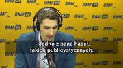 Celiński: Partia polityczna nie może być biurem zatrudnienia dla swoich członków