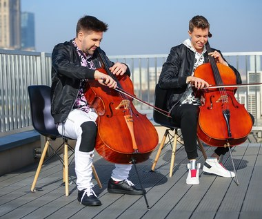 "Cello Brothers przerabia ""In My Cabana"". Margaret zachwycona"