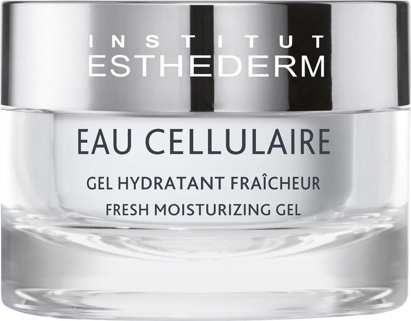 Cellular Water Fresh Moisturizing Gel Institut Esthederm /INTERIA/materiały prasowe