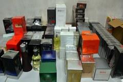 Celnicy przechwycili 2 tysiące podróbek ekskluzywnych perfum