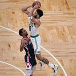 Celtics z awansem do play-off. Tatum zagrał fantastyczny mecz