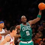 Celtics zastrzegają numer Kevina Garnetta. Podano termin