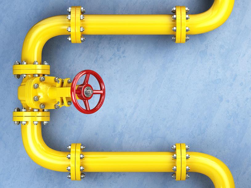 Cena gazu jest najniższa od dekady /123RF/PICSEL