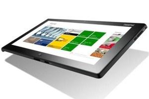 Cena Lenovo ThinkPad Tablet 2 bez klawiatury ujawniona