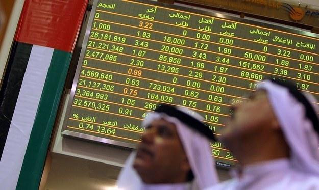 Cena ropy łamie techniczne opory /AFP