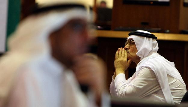 Cena ropy moze spaśc poniżej 20 USD za baryłkę /AFP