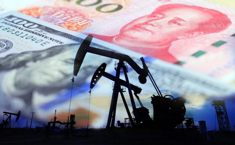Cena ropy na giełdzie blisko 18-letniego minimum /123RF/PICSEL