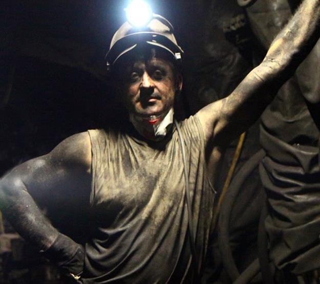 Cena zbytu węgla w ciągu 9 miesięcy wyniosła wzrosła o 33 proc. więcej rdr /AFP