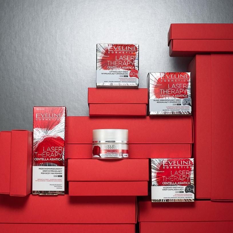 Centella Asiatica w kosmetykach marki Eveline Cosmetics /materiały prasowe