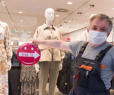 """Centra handlowe wracają do """"nowej normalności"""""""