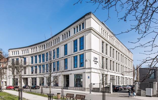 Centrala LPP w Gdańsku /Informacja prasowa