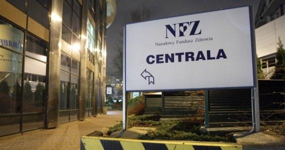 Centrala Narodowego Funduszu Zdrowia /Grzegorz Jakubowski /PAP