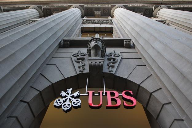 Centrala UBS w Zurychu /AFP