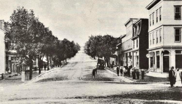 Centralia około roku 1915 /materiały prasowe