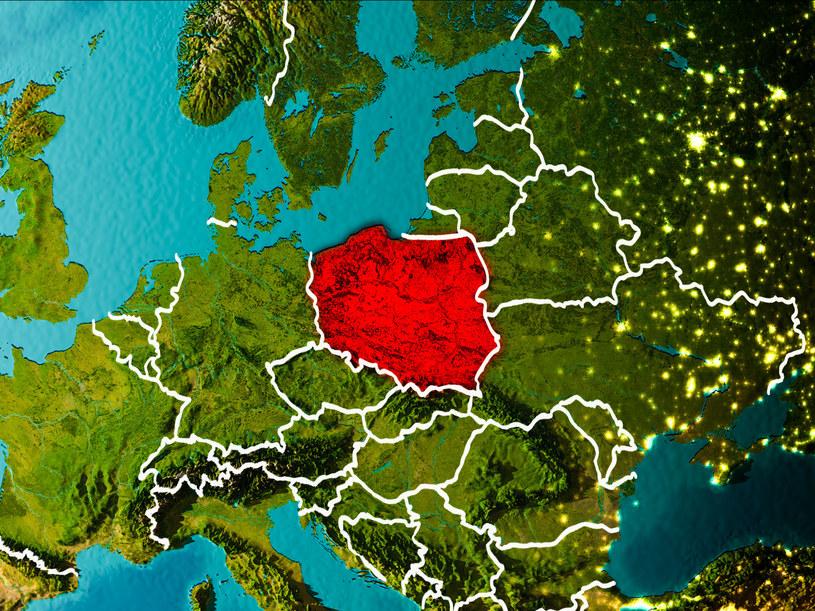 Centralna część Polski będzie stopniowo pustynnieć /123RF/PICSEL