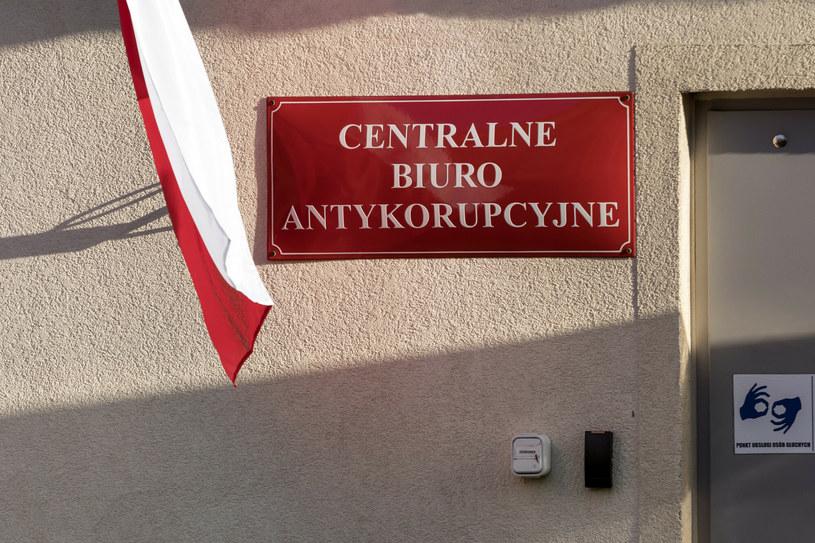 Centralne Biuro Antykorupcyjne /Arkadiusz Ziółek /East News