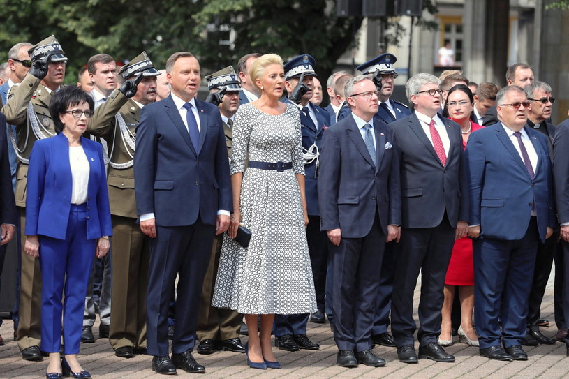 Centralne uroczystości z okazji Święta Wojska Polskiego /Hanna Bardo /PAP