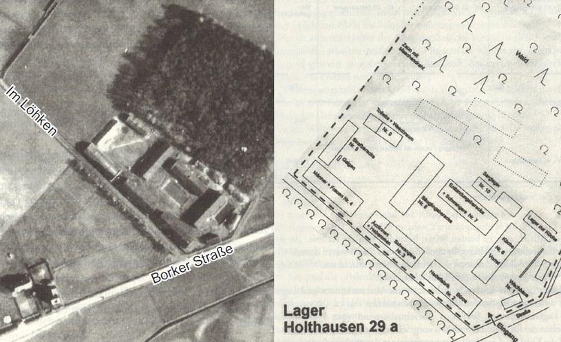 Centralny obóz aborcyjny Waltrop-Holthausen /INTERIA.PL