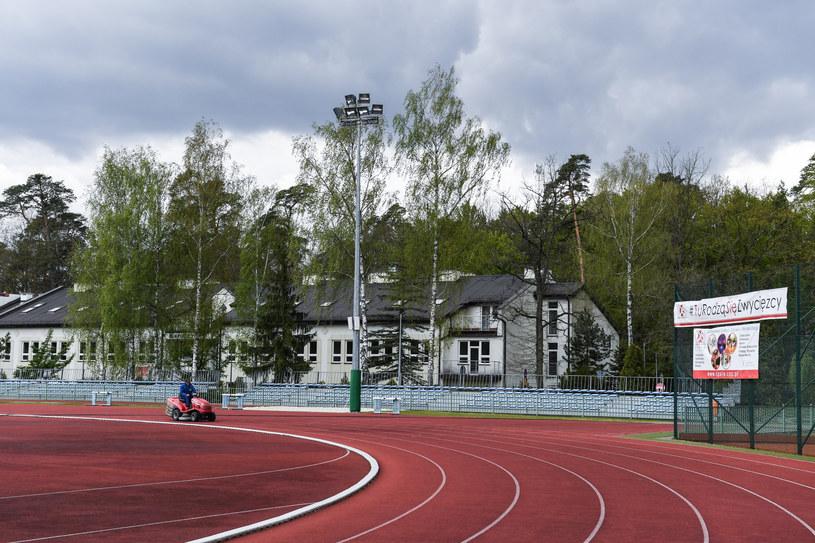 Centralny Ośrodek Sportu w Spale /Paweł Skraba/REPORTER /East News