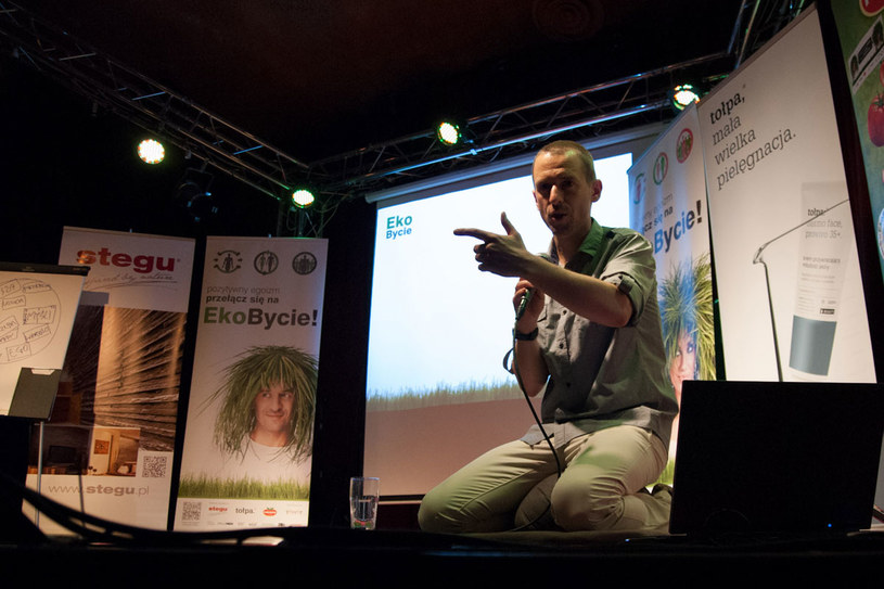 Centralny punkt programu stanowiły warsztaty promujące świadomy i zdrowy styl życia /Styl.pl/materiały prasowe