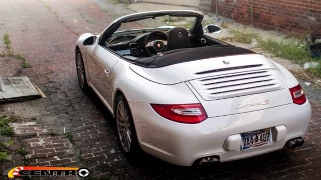 Centro 911 bazuje na Porsche 911 Cabriolet (997) /Trinity Motorsports