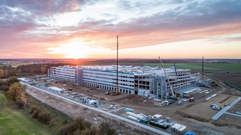 Centrum Amazon w Świebodzinie /materiały prasowe