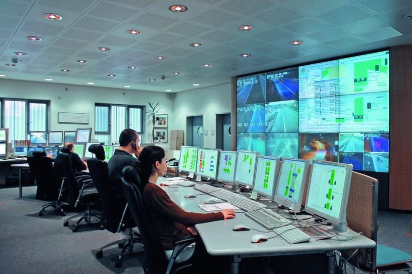 Centrum analizy danych Siemens Mobility w Monachium /materiały prasowe