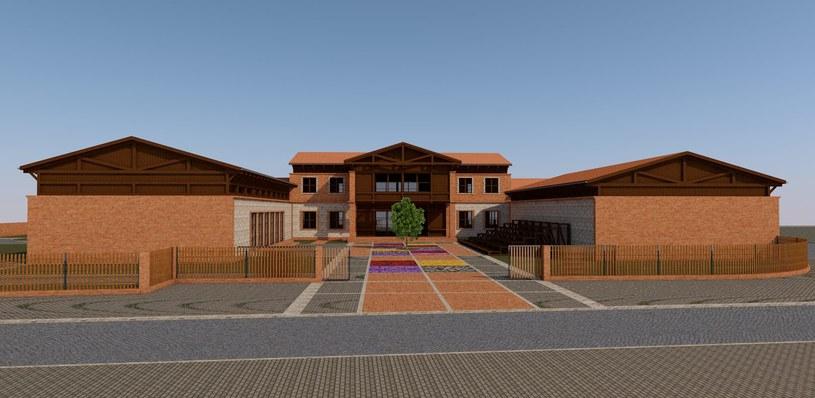 Centrum będzie też miejscem spotkań mieszkańców /materiały promocyjne