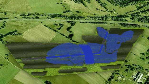 Centrum Energii Odnawialnej Jelenia Góra - wizualizacja /Informacja prasowa
