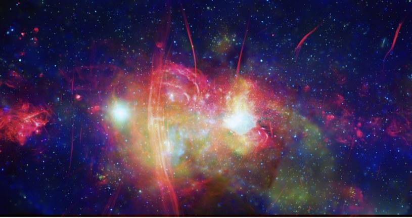Centrum galaktyki /NASA