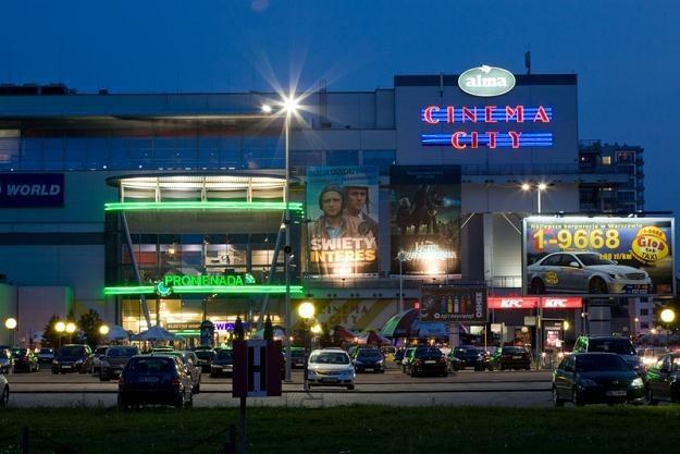 Centrum Handlowe Promenada w Warszawie. Fot. Adam Ławnik /Agencja SE/East News