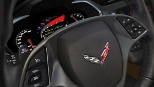 Centrum informacyjne Corvette Stingray