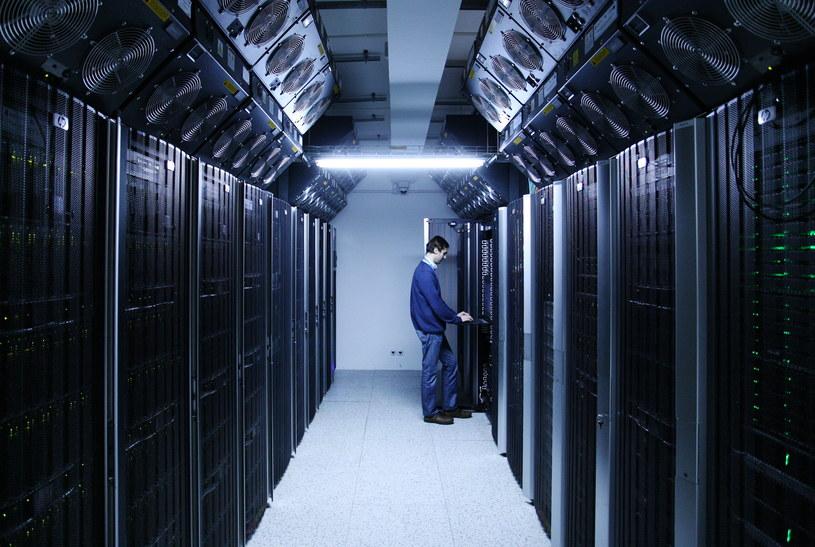 Centrum Komputerowe; zdj. ilustracyjne /FOT. PIOTR GUZIK /Agencja FORUM