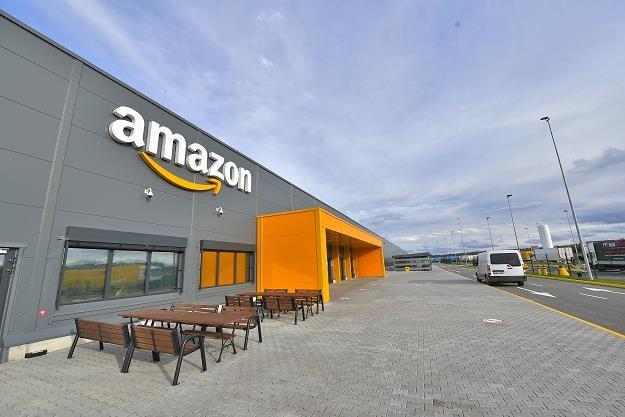 Centrum Logistyczne Amazona w Okmianach k. Bolesławca /PAP