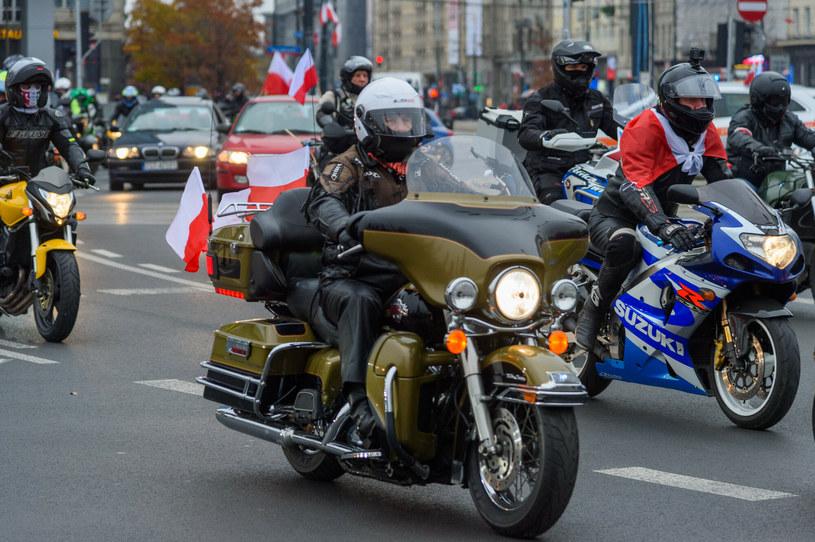 Centrum miast nie dla motocyklistów? /Artur Zawadzki/REPORTER /Agencja SE/East News
