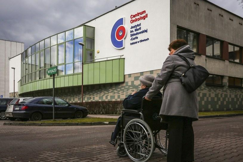Centrum Onkologii - Instytut im. Marii Skłodowskiej-Curie /Beata Zawrzel /Reporter