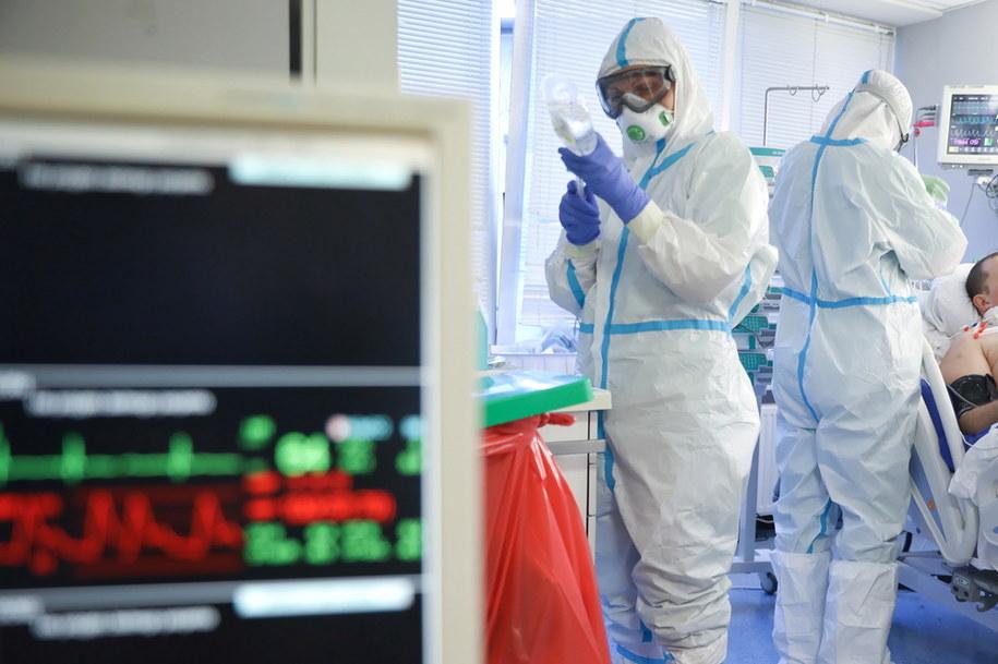 Centrum Terapii Pozaustrojowej Centralnego Szpitala Klinicznego MSWiA w Warszawie / Leszek Szymański    /PAP