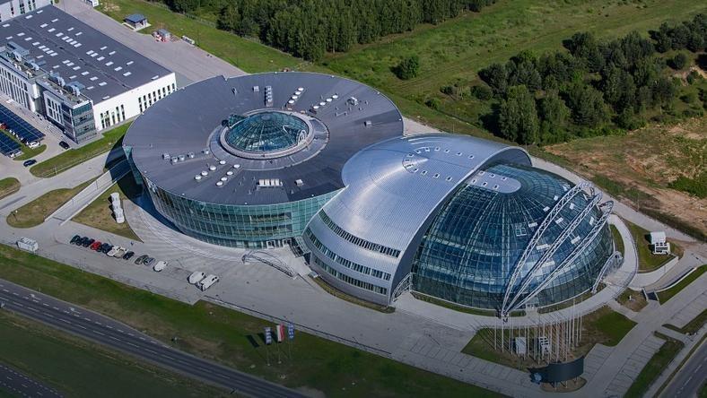 Centrum Wystawienniczo-Kongresowe w Jasionce, fot. Materiały prasowe /&nbsp