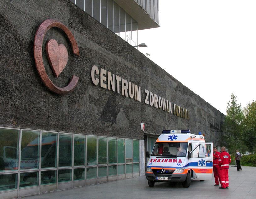 Centrum Zdrowia Dziecka; zdj. ilustracyjne /Marianna Osko /East News